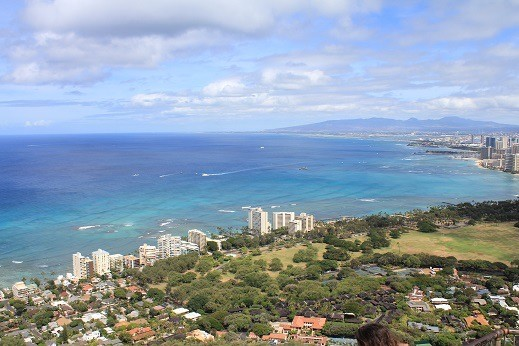 ハワイ大学留学